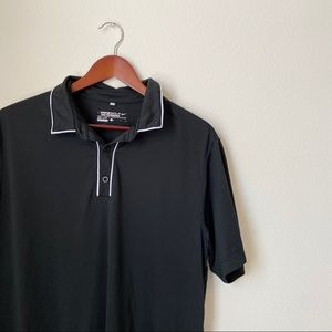 Nike Golf•Black Polo